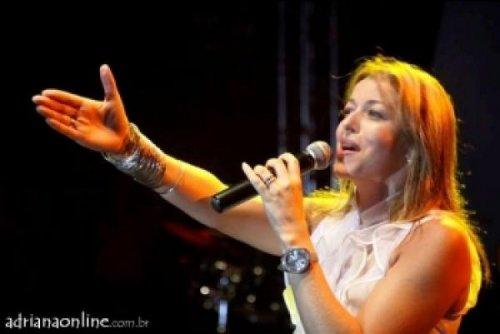 Ingressos do show da cantora crist adriana j est o for Rcc home show